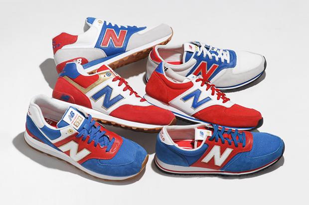 "New Balance 2012 Summer ""Union Jack"" Collection"