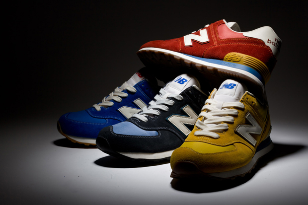 "New Balance 2013 Spring/Summer 574 ""Vintage"" Pack"