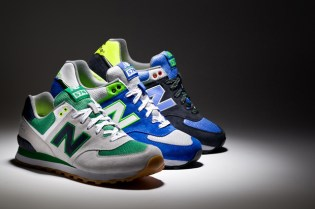 "New Balance 2013 Spring/Summer ""Yacht Club"" 574 Pack"