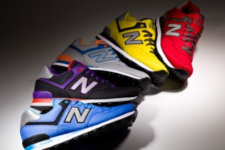 "New Balance 2013 Spring/Summer ""Windbreaker"" 574 Pack"