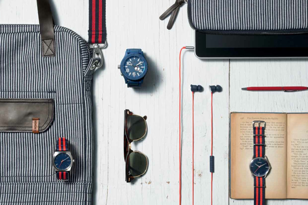 nixon 2012 spring summer navy collection