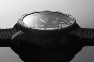 "Nixon 2012 Spring/Summer ""All Black Nylon"" Collection"