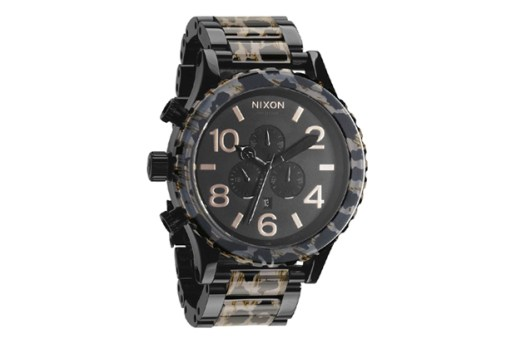 "Nixon 2012 Spring/Summer ""The Leopard"" Collection"