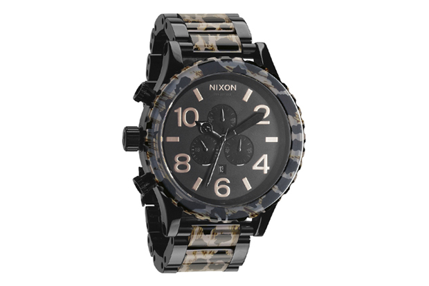 """Nixon 2012 Spring/Summer """"The Leopard"""" Collection"""