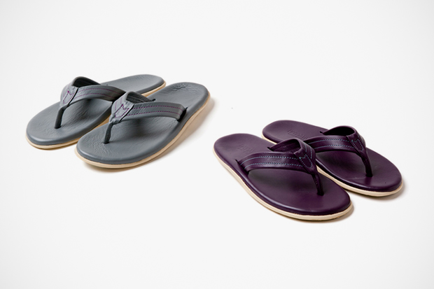 nonnative x Island Slipper Dweller Sandals