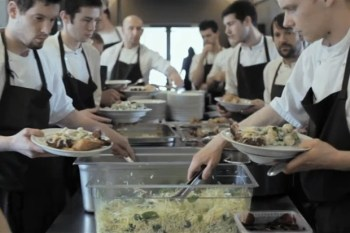 What Do the Chefs at the World's Best Restaurant Eat for Lunch?