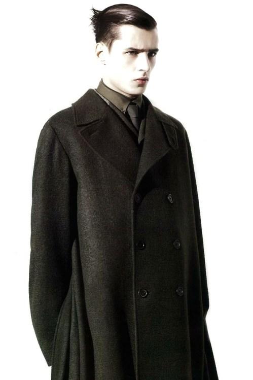 Numero: Dior Homme Special by Kris Van Assche