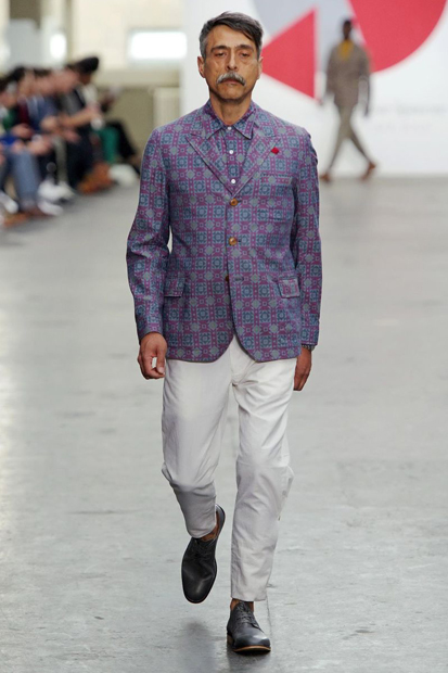 Oliver Spencer 2013 Spring/Summer Collection