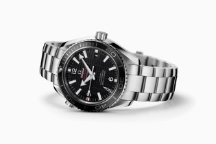 "Omega Seamaster Planet Ocean 600M ""Skyfall"" Limited Edition Watch"