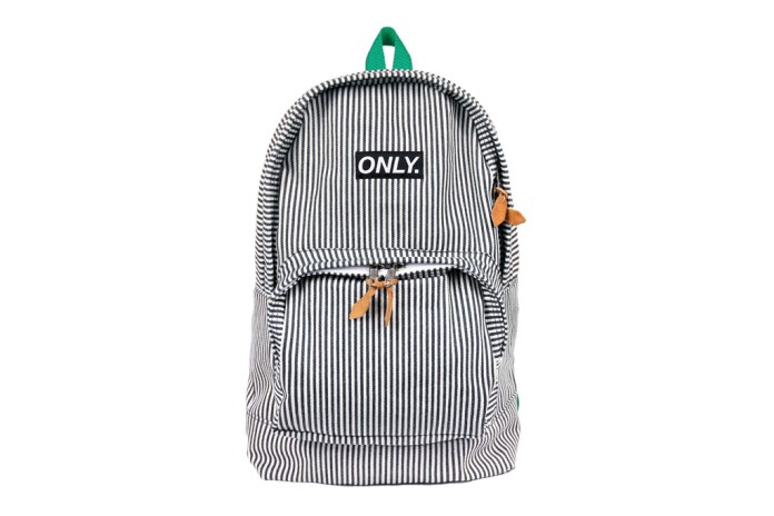 ONLY NY Hickory Stripe Backpack