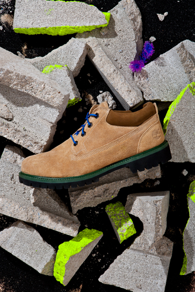 Opening Ceremony x Timberland 2012 Oxford Boot Collection