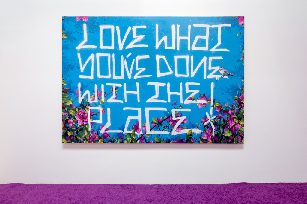 """Patrick Martinez """"Lovely Day"""" Exhibition @ Known Gallery Recap"""