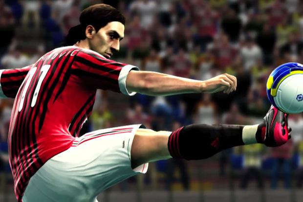 PES 2013 Official Game Trailer