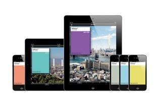 Phaidon Press Wallpaper* City Guide for iOS
