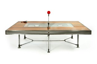 Pingtuated Equilibripong by Akke Functional Art