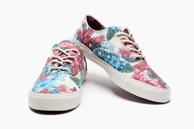 Play Cloths x PRO-Keds 2012 Summer Royal CVO Canvas Collection