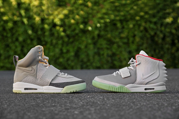 polls which do you prefer air yeezy 1 or air yeezy 2