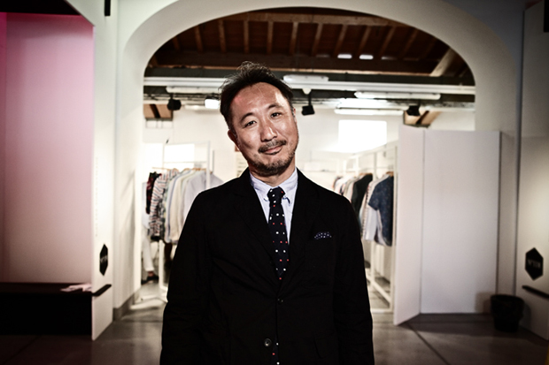 portraits of designers from 2012 pitti uomo by marco marzocchi