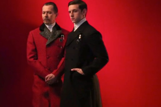 Prada 2012 Fall/Winter Behind-the-Scenes Video