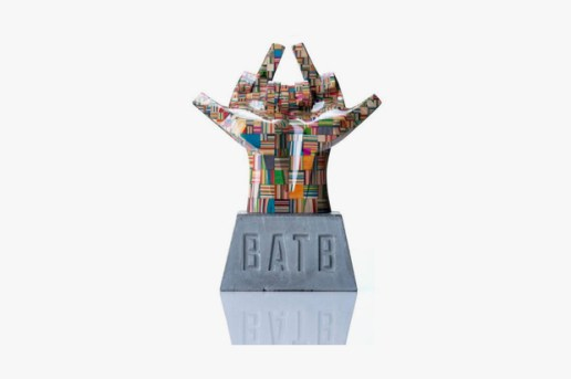 Process Haroshi: Making the Battle at the Berrics V Skate Competition Trophy