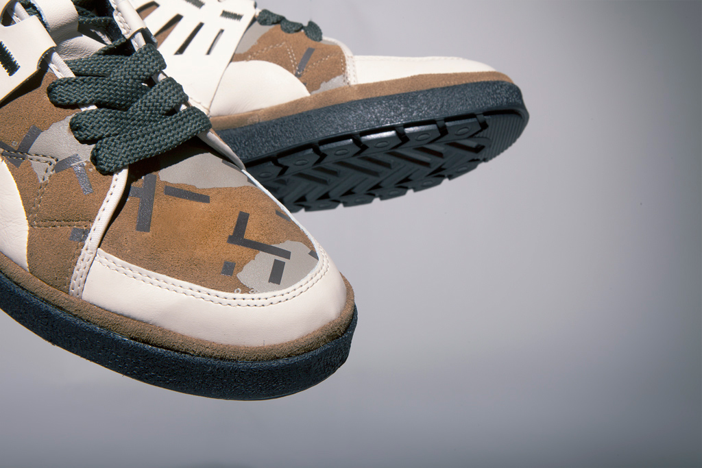 PUMA 2012 Fall/Winter The Beast Camo Mid