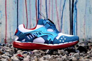 PUMA 2012 Spring/Summer Disc Blaze LTWT Further Look