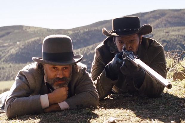 Quentin Tarantino's New Django Unchained Movie Trailer