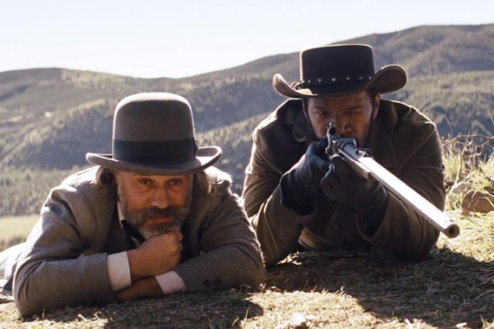 Quentin Tarantino's New Django Unchained Movie Trailer