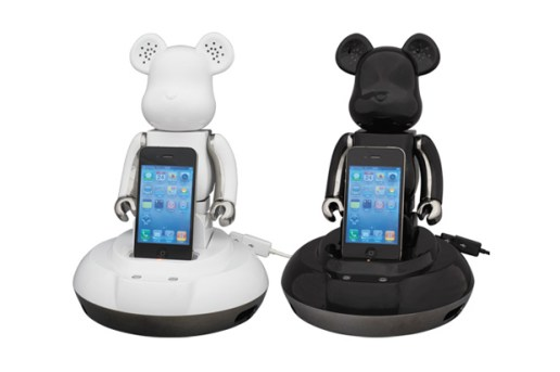 Medicom Toy Bearbrick x radius iPhone Speaker