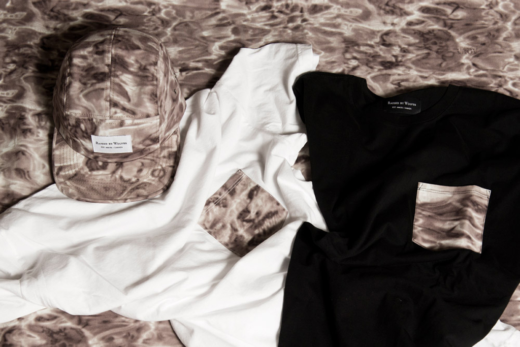 raised by wolves water camo capsule collection