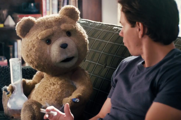 Raunchy Behind-the-Scenes Video of Seth MacFarlane's 'Ted'