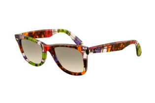 "Ray-Ban 2012 Summer Wayfarer ""Blocks"""