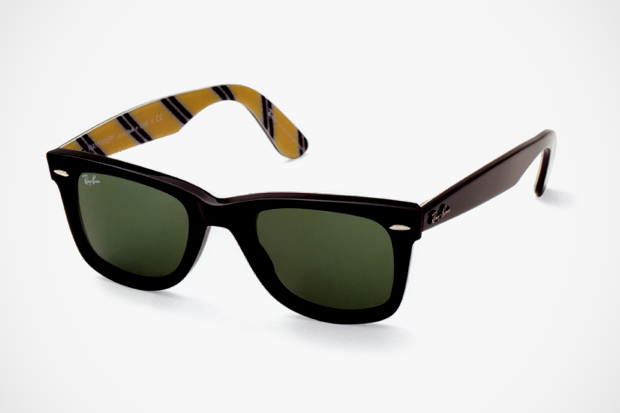 brooks brothers x ray ban sunglasses capsule collection
