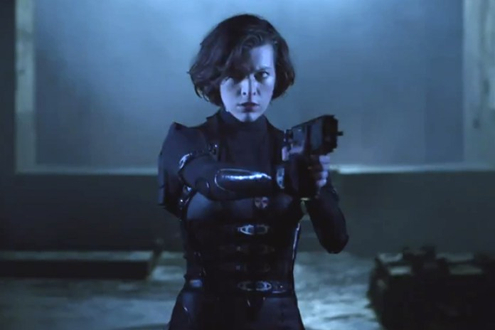 Resident Evil: Retribution Official Trailer