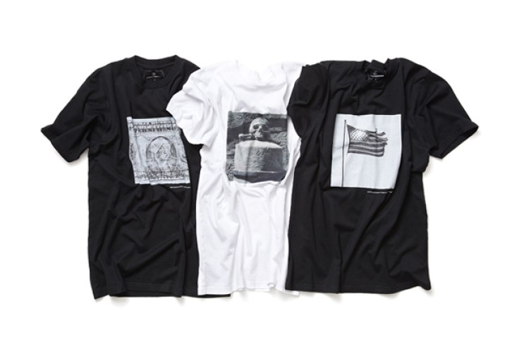Robert Mapplethorpe x TRAVERSE TOKYO x uniform experiment T-Shirt Collection