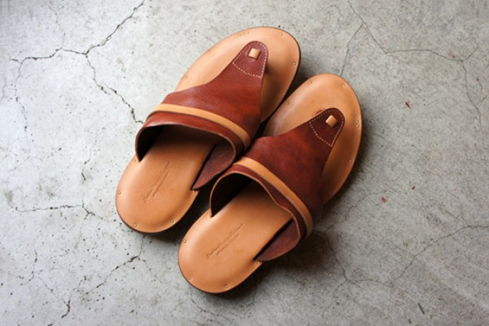 Roberu 2012 Spring/Summer Leather Sandal