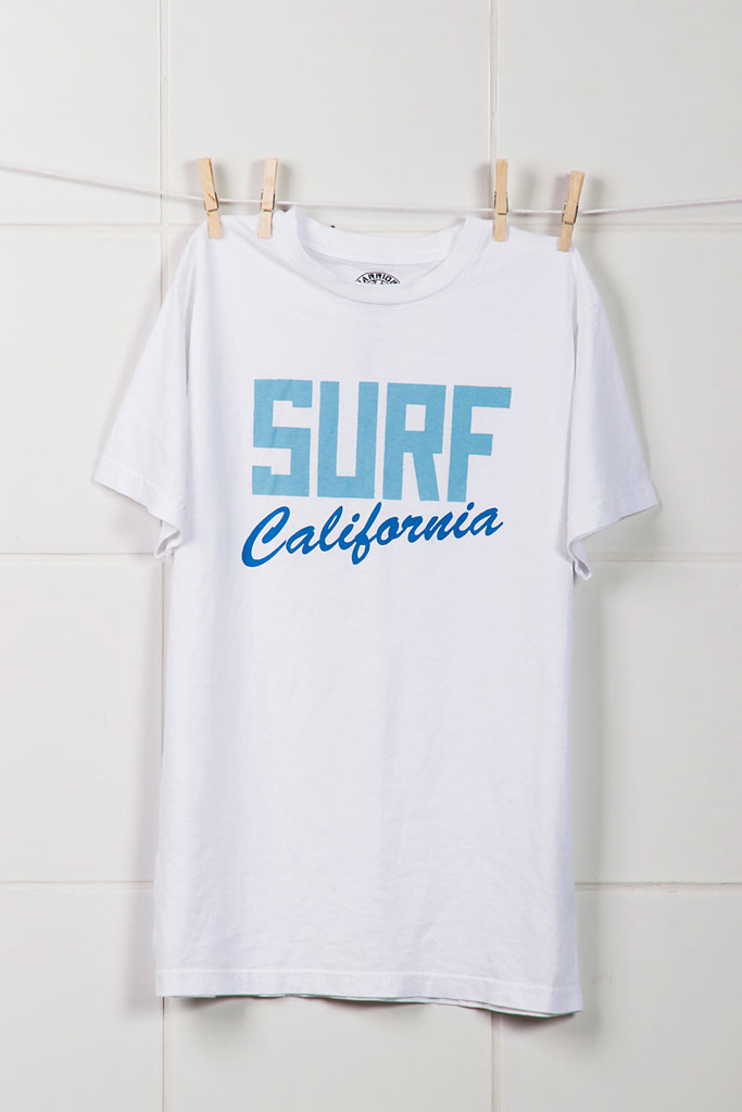 "Ron Herman x Warriors of Radness ""Surf California"" Capsule Collection"