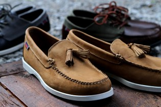 Ronnie Fieg for Sebago 2012 Spring/Summer Docksides Pt. 3 Release