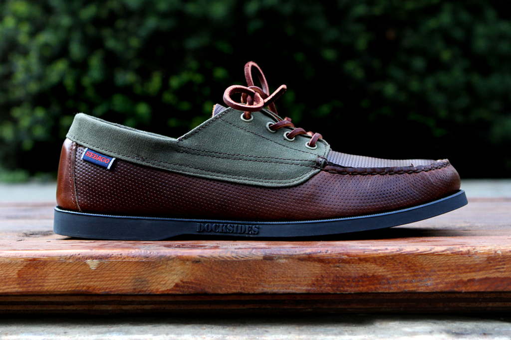 ronnie fieg for sebago 2012 spring summer docksides pt 3 release