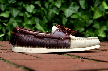 Ronnie Fieg for Sebago 2012 Spring/Summer Docksides Part 4 Release