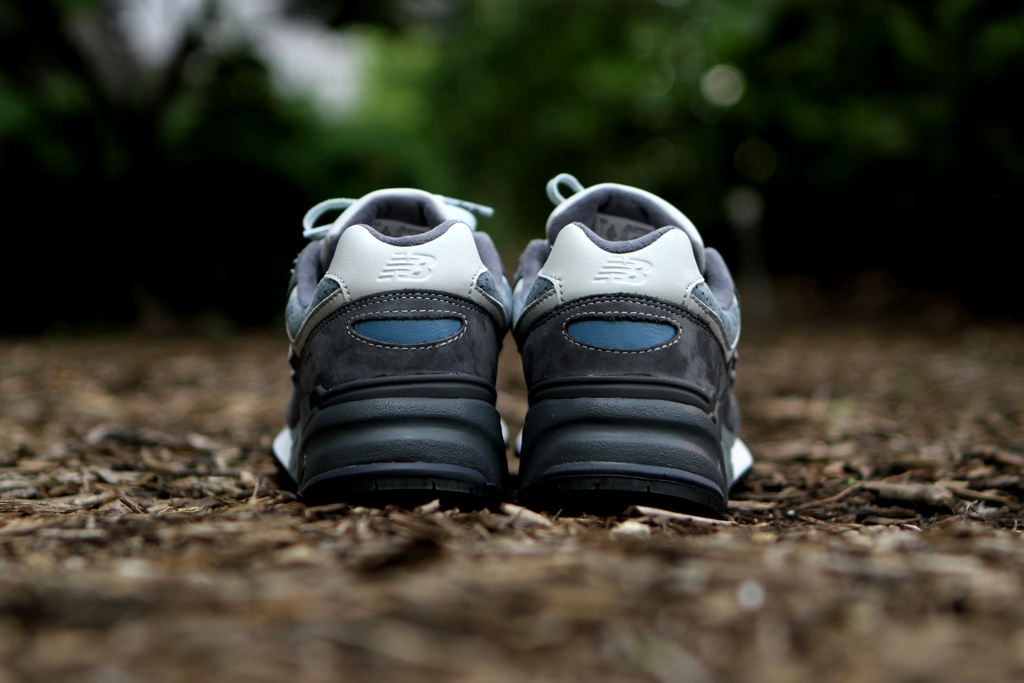 ronnie fieg x new balance 999 steel blue capsule collection