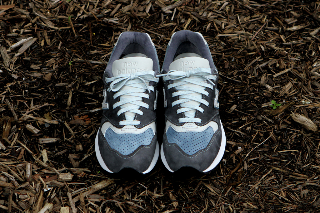 "Ronnie Fieg x New Balance 999 ""Steel Blue"" Capsule Collection"