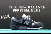 "Ronnie Fieg x New Balance 999 ""Steel Blue"" Sample Process"
