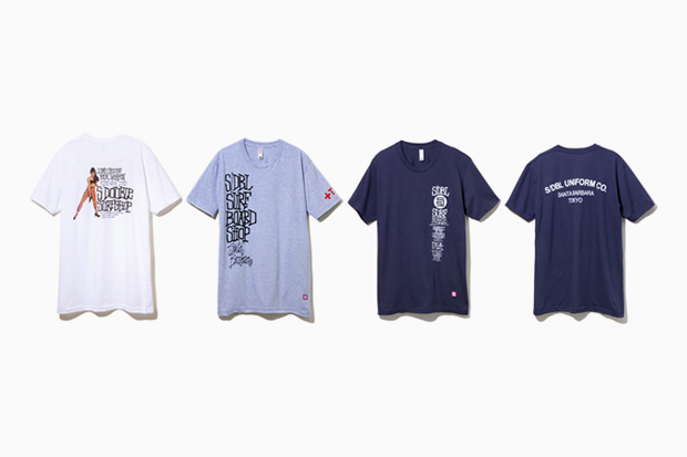 S/Double 2012 Spring/Summer Japan Exclusive Collection