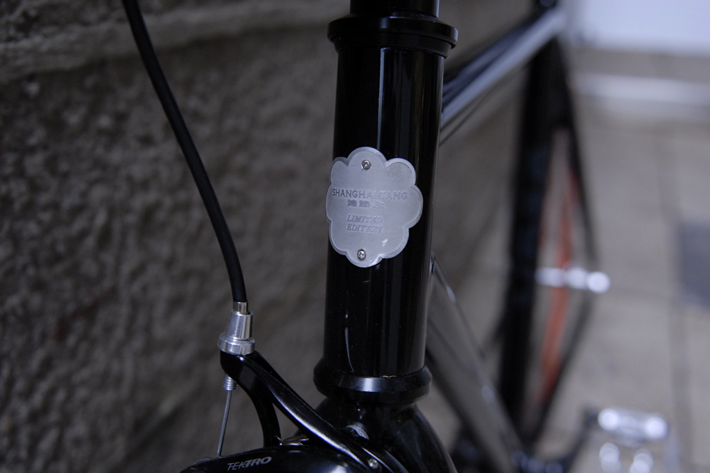 shanghai tang x colossi cycling fixed gear bicycles