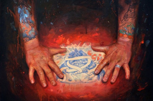 "Shawn Barber ""Memoir: The Tattooed Portraits Series"" Exhibition @ Joshua Liner Gallery Preview"