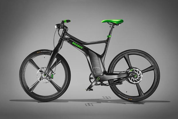 smart brabus e bike