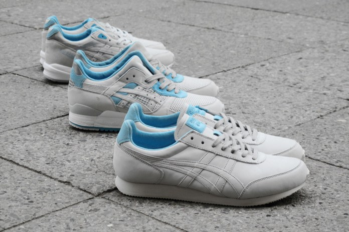 Solebox x ASICS Capsule Collection Preview