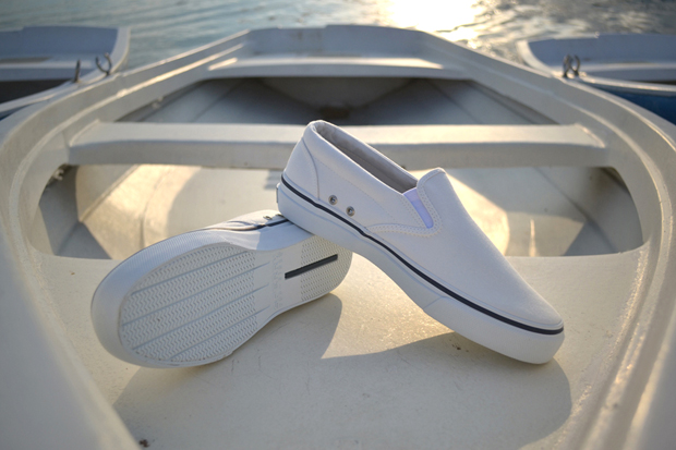 sperry top sider 2012 summer striper slip on