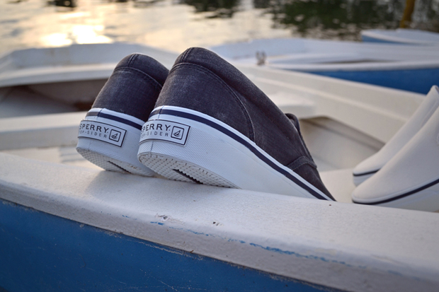 Sperry Top-Sider 2012 Summer Striper Slip-On